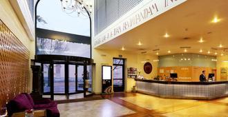 阿巴丰塞卡酒店 - 萨拉曼卡 - 柜台