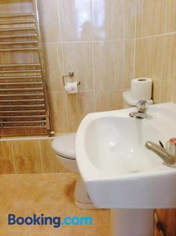 安克雷奇酒店 - 托基 - 浴室