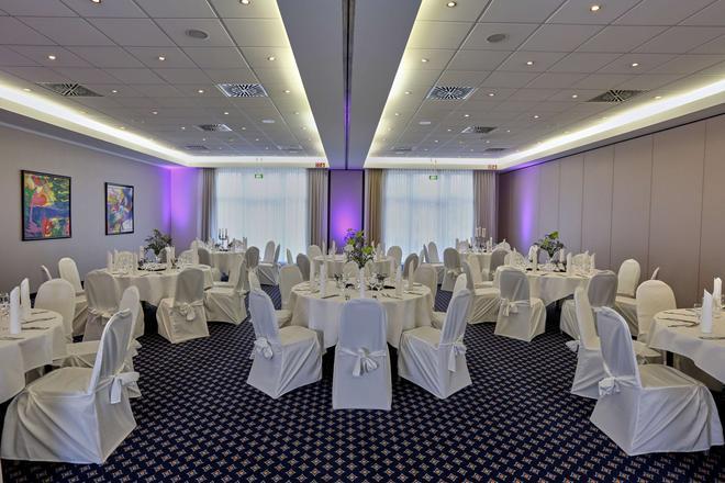 莱比锡H4酒店 - 莱比锡 - 宴会厅