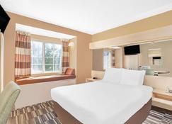 米克罗旅馆&套房 - 索尔兹伯里 - 索尔兹伯里(马里兰州) - 睡房