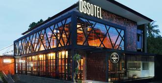 巴厘岛奥索特尔酒店 - 库塔 - 建筑