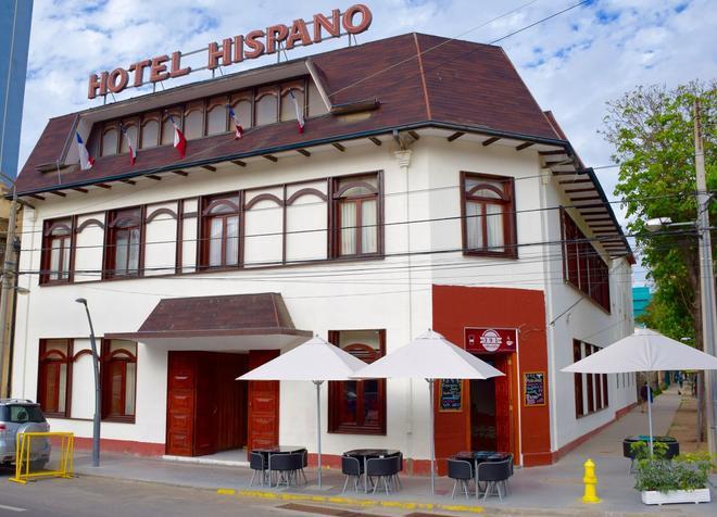 希斯帕诺酒店 - 比尼亚德尔马 - 建筑