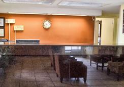 生态小屋旅馆 - 里士满 - 大厅