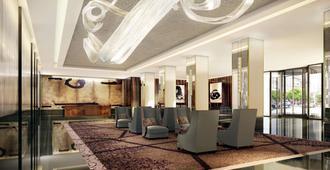 南京金奥费尔蒙酒店 - 南京 - 大厅
