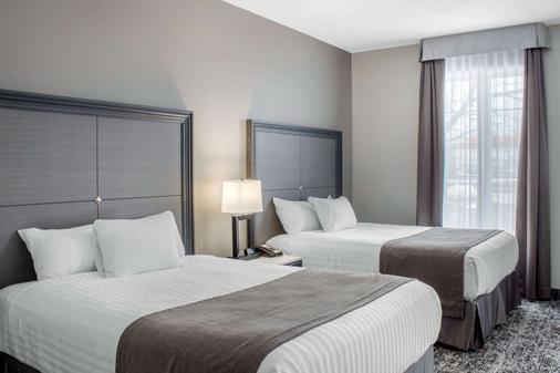 蒙克顿城堡酒店 - 温德姆商标精选酒店 - 蒙克顿 - 睡房