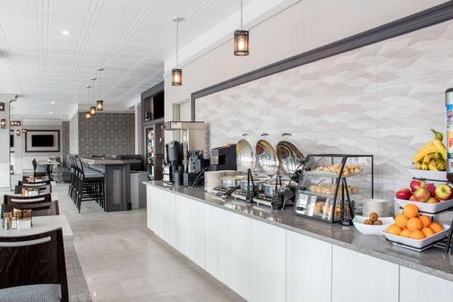 蒙克顿城堡酒店 - 温德姆商标精选酒店 - 蒙克顿 - 自助餐