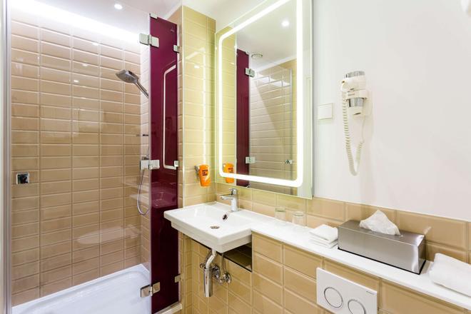 丽柏酒店-塔林市中心 - 塔林 - 浴室