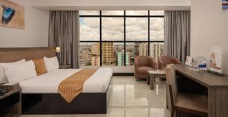 达累斯萨拉姆金郁金香市中心酒店 - 达累斯萨拉姆 - 睡房