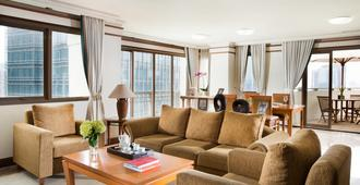 盛捷高级斯特拉雅加达酒店 - 雅加达 - 客厅