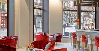 马赛乔利酒店 - 马赛 - 餐馆