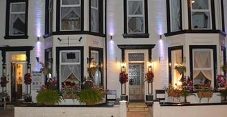 什鲁斯伯里旅馆 - 大雅茅斯 - 建筑