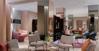 Nh博洛尼亚德拉葛雷酒店 - 博洛尼亚 - 休息厅