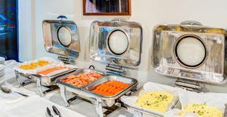 阿斯考提亚女王酒店 - 奥克兰 - 自助餐