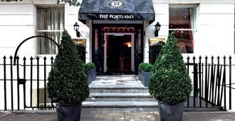 伦敦波特兰农庄酒店 - 伦敦 - 建筑