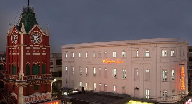 皮爱萨普瑞酒店 - 加尔各答 - 建筑