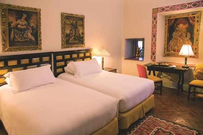 贝尔蒙德修道院酒店 - 库斯科 - 睡房