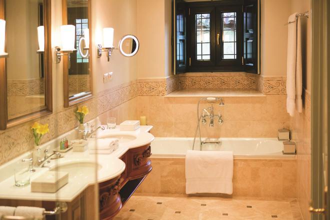 贝尔蒙德修道院酒店 - 库斯科 - 浴室