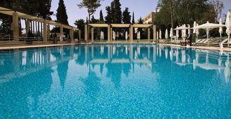 耶路撒冷大卫王酒店 - 耶路撒冷 - 游泳池