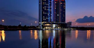 宜必思阿布扎比门酒店 - 阿布扎比 - 建筑