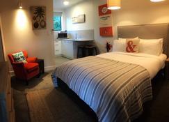 阿比林花园汽车旅馆 - 凯里凯里 - 睡房