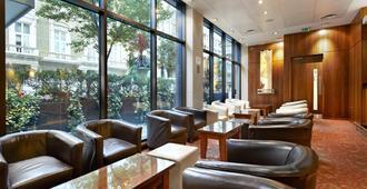 伦敦中央公园酒店 - 伦敦 - 休息厅