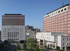草津波士顿广场酒店 - 草津市 - 建筑