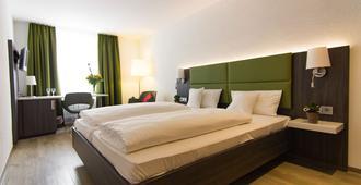 林道塞尔酒店 - 林道 - 睡房