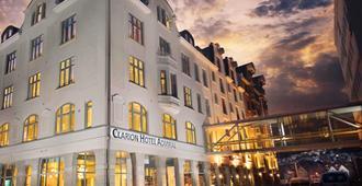 克拉丽奥艾德莫洛酒店 - 卑尔根 - 建筑