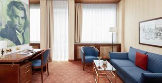 坎斯勒生活酒店 - 波恩(波昂) - 客厅