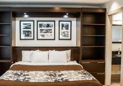 芒特普莱森特斯查尔斯顿斯利普酒店 - 芒特普莱森特(南卡罗来纳州) - 睡房