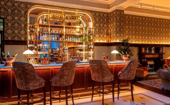 舰队酒店 - 都柏林 - 酒吧