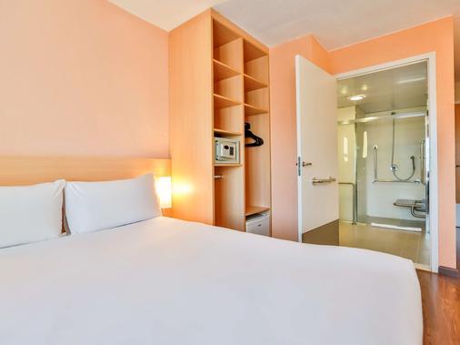 宜必思圣保罗孔戈尼亚斯酒店 - 圣保罗 - 睡房