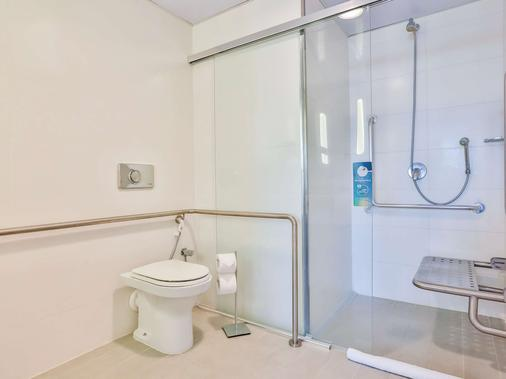 宜必思圣保罗孔戈尼亚斯酒店 - 圣保罗 - 浴室