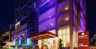 巴拿马蓬塔帕西菲卡华美达广场酒店 - 巴拿马城