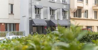 贝斯特韦斯特里谢利厄里昂巴迪酒店 - 里昂 - 建筑