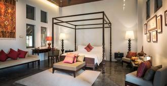 琅勃拉邦索菲特度假村 - 琅勃拉邦 - 睡房