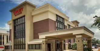 休斯顿商业街德鲁里套房酒店 - 休斯顿 - 建筑