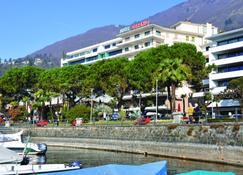吉拉尼奥拉克酒店 - 洛迦诺 - 户外景观