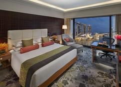 新加坡文华东方酒店 - 新加坡 - 睡房