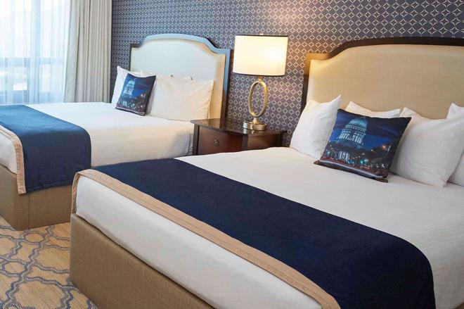 最佳西方顶级公园酒店 - 麦迪逊 - 睡房