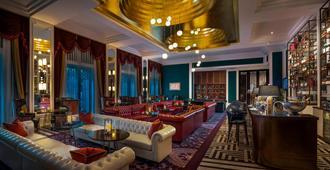 上海静安瑞吉酒店 - 上海 - 休息厅