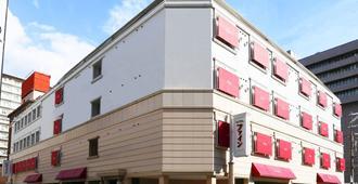 十三精细花园酒店 - 大阪 - 建筑