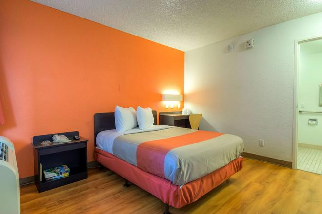 拉斯维加斯热带6号汽车旅馆 - 拉斯维加斯 - 睡房