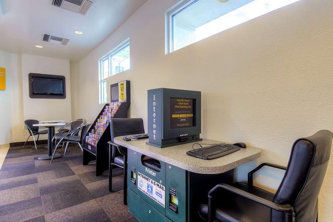 拉斯维加斯热带6号汽车旅馆 - 拉斯维加斯 - 商务中心