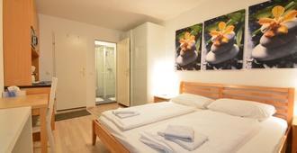 皮兹盖斯ajo公寓 - 维也纳 - 睡房