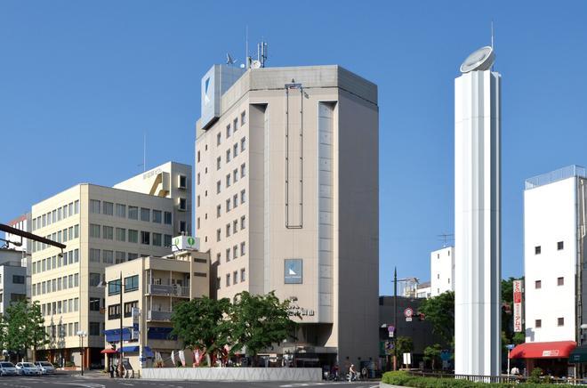 冈山卓越酒店 - 冈山市 - 建筑