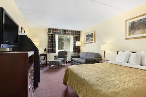 东渥太华温德姆旅游旅馆 - 渥太华 - 睡房