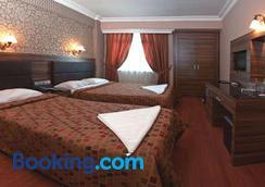巴扎酒店 - 伊斯坦布尔 - 睡房