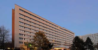 杜塞尔多夫斯堪的纳维亚丽笙酒店 - 杜塞尔多夫 - 建筑