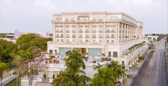 梅里达美洲庆典酒店 - 梅里达 - 餐馆